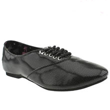 rockabilly flash vegan shoes