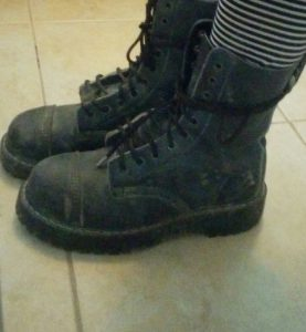 My Airseal boots