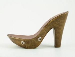 vegan interchangeable heels without top