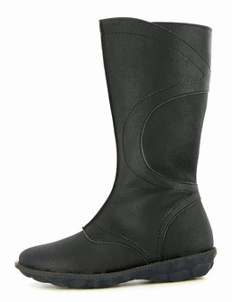 Vegan swirl boots