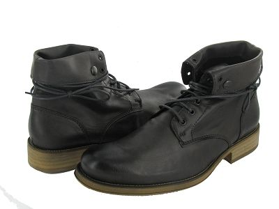 Vegan men's boots
