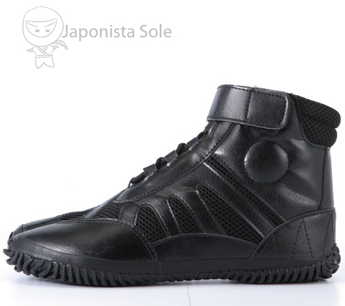 Cool vegan Japanese split toe ninja shoes
