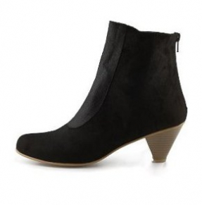 New Olsen Haus vegan autumn boots
