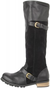 vegan knee high boots