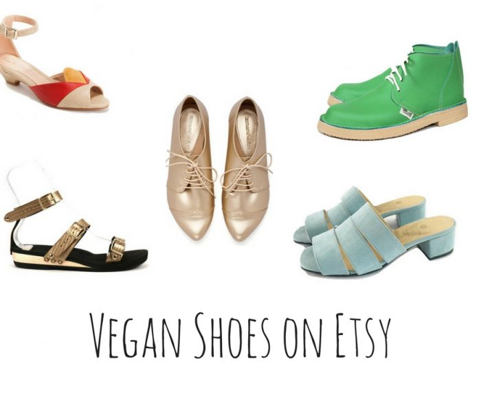 Vegan Shoes on Etsy