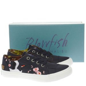 Vegan Blowfish Trainers