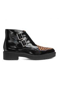 H&M vegan boots