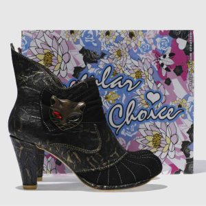 Vegan Irregular Choice Boots