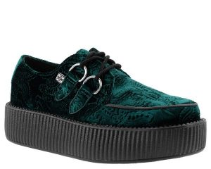 Green vegan creepers