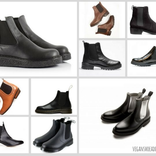 Vegan Chelsea Boots for Women – 10 Takes