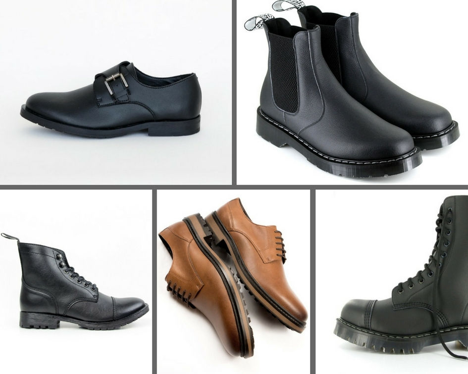 Vegan Shoes for Men – a Shopping Guide