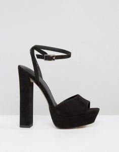 Asos vegan platform heels