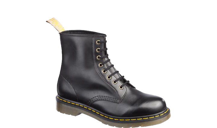 Vegan Dr Marten boots at last