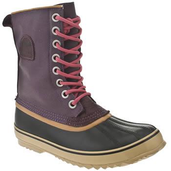 Possibly not vegan! Cool  Sorel boots
