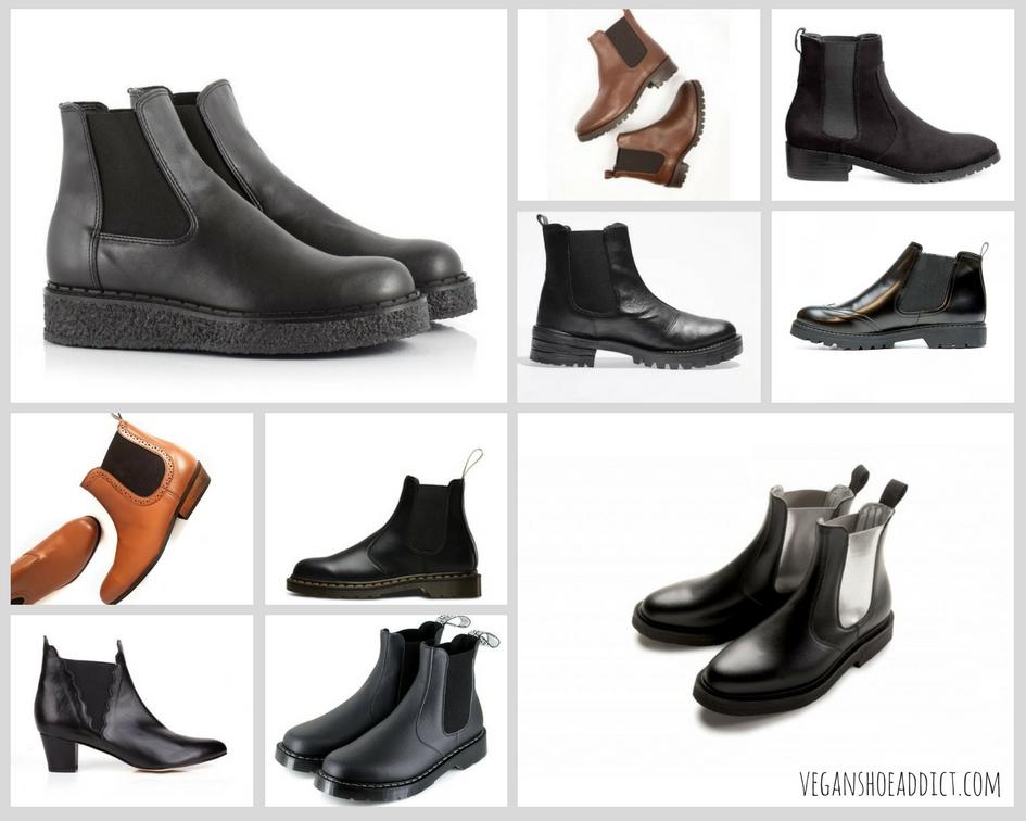 Vegan Chelsea Boots for Women – 10 Takes