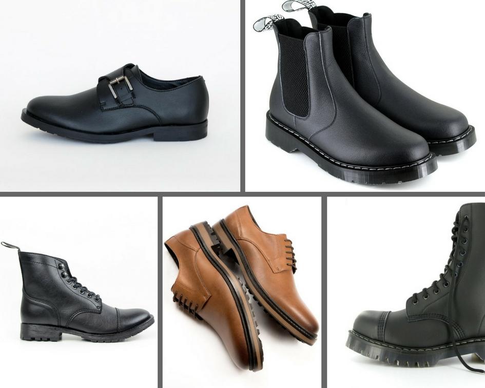 Vegan Shoes for Men – a Shopping Guide